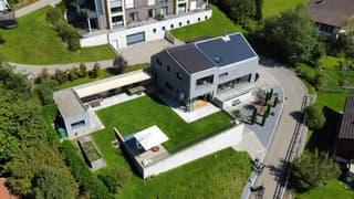 7.5 Zimmer Einfamilienhaus in Gais (2)