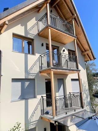 Traum Terrassenwohnung in Tann mit Blick auf Glarner Alpen (4)