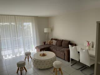 Moderne 2 ½ Zimmer Wohnung mit Balkon (2)