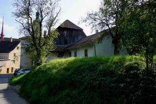 Einzigartige Wohnhäuser mit Landparzellen im historischen Zentrum von Beromünster (4)