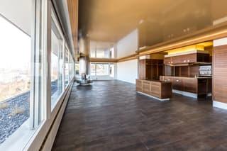 Attika/Penthouse - Über den Dächern der Stadt Bern - direkt am Gurten in Spiegel b. Bern (3)