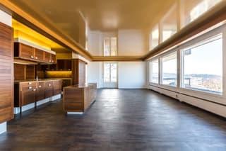 Attika/Penthouse - Über den Dächern der Stadt Bern - direkt am Gurten in Spiegel b. Bern (2)