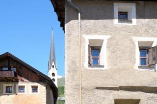 Tradition und Moderne vereint, exklusiver Erst- und Zweitsitz im Engadin (2)