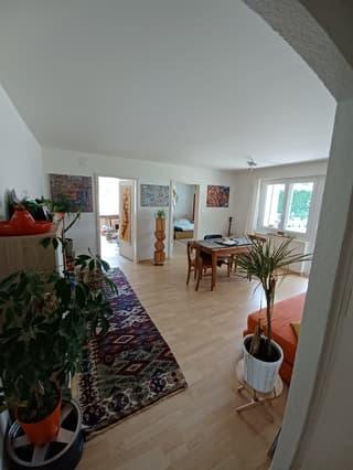 Wohnung in Egg b. Zürich (2)