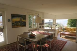 4½-Zimmer Einfamilienhaus, Ruhe und Natur pur! Casa indipendente immersa nel verde! (3)
