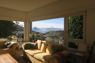 4½-Zimmer Einfamilienhaus, Ruhe und Natur pur! Casa indipendente immersa nel verde! (4)