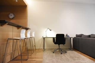 Appartement meublé en vieille ville de Genève (2)