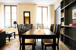 Appartement meublé en vieille ville de Genève (3)