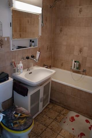 Schöne 2.5-Zimmer Wohnung, mit separater Küche (3)