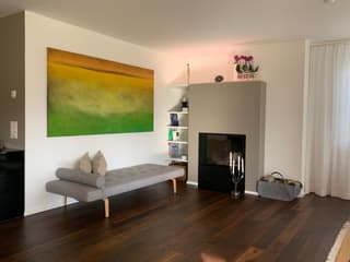 Moderne 5.5 Zimmer MINERGIE Wohnung im Zentrum von Bassersdorf (2)