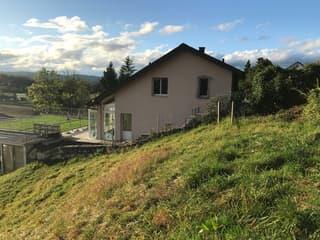 Einfamilienhaus mit riesiger Terrasse und atemberaubendem Ausblick in Eggenwil (2)