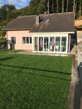 Einfamilienhaus mit riesiger Terrasse und atemberaubendem Ausblick in Eggenwil (4)
