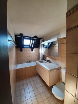 Dachwohnung mit Galerie an ruhiger Lage (3)