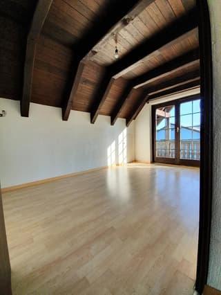 Dachwohnung mit Galerie an ruhiger Lage (4)