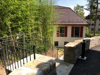 A louer 4 magnifiques villas contiguës neuves sur 3 étages avec terrasse et jardin (3)