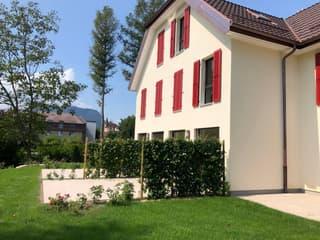 A louer 4 magnifiques villas contiguës neuves sur 3 étages avec terrasse et jardin (2)