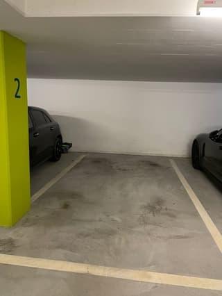 Parkplatz in Tiefgarage in Wallisellen (3)