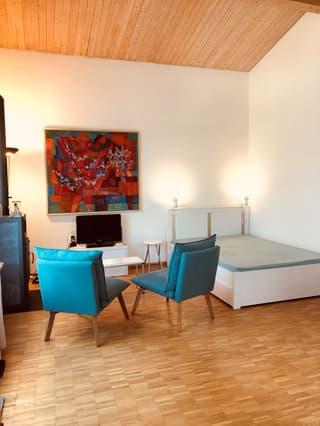 Studio in Spiegel b. Bern (4)