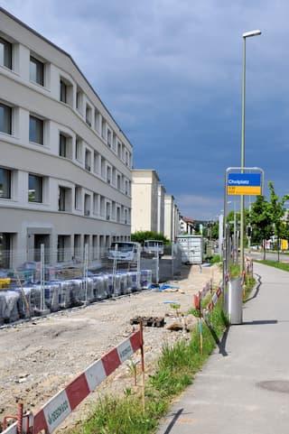 Attikawohnung in Bülach (2)