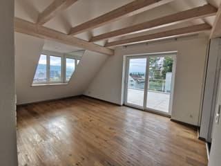 aussergewöhnliche 2-Zimmerwohnung am Waidberg (3)