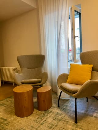 Furnished Apartment next to Zurich Mainstation and Europaalle (4)