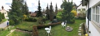 Freistehendes 5-Zimmer-Einfamilienhaus mit Einzelgarage auf Parzelle mit grossem Baulandpotenzial (3)