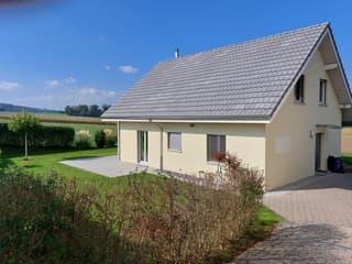 Einfamilienhaus mit grossem Garten und Weitsicht (3)