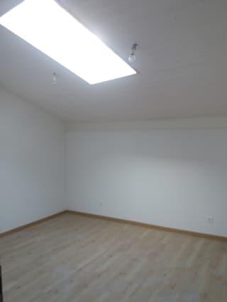 Bel appartement aec mezzanine dans immeuble rénové à Moudon composé (2)
