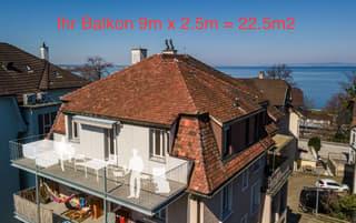 Mehrfamilienhaus mit Geschichte und Stil, sehr nahe am Bodensee und Bahnhof (4)