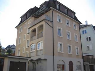 Mehrfamilienhaus mit Geschichte und Stil, sehr nahe am Bodensee und Bahnhof (3)