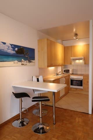 Lausanne-Chailly, appartement meublé 2,5 pièces (2)