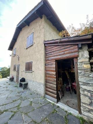 Vendo Chalet/Rustico ai monti di Brena (Capriasca) (4)