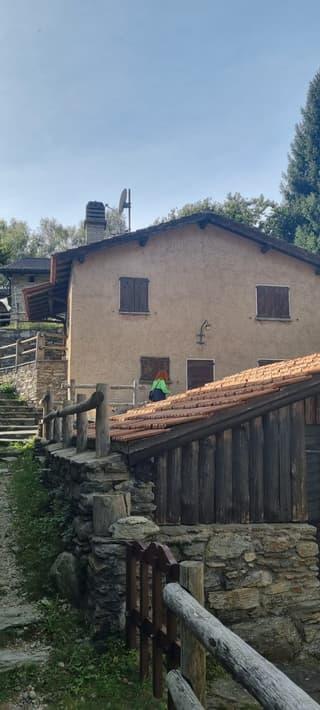 Vendo Chalet/Rustico ai monti di Brena (Capriasca) (3)