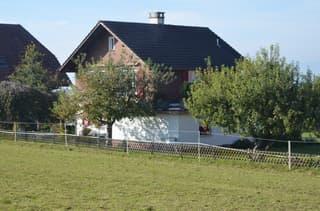 Einfamilienhaus in Mauss b. Gümmenen (2)