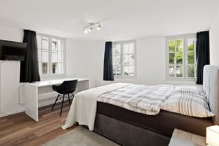 Möbliertes Wohnobjekt in Zürich (4)