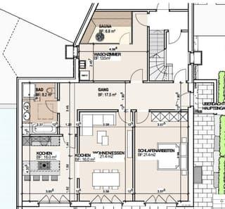 Eine Idylle mit SPA-Bereich zum Wohlfühlen auf 104 m2 in einem charmanten Haus (2)