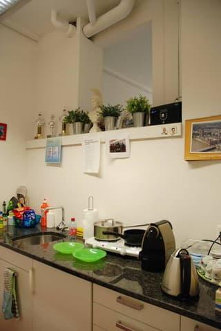 Schöner Raum in Bürogemeinschaft zu vermieten (2)