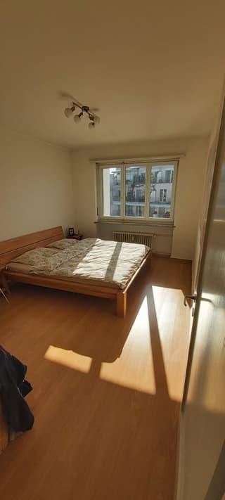 Ruhige helle 3 Zimmer-Wohnung nähe Bahnhof SBB (Nebenstrasse) (3)