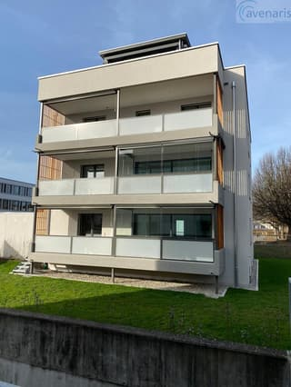 Letzte gehobene 4 1/2 Zimmer-WHG mit 300m2 Garten in Dreifamilienhaus (2)