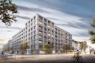 ATRIO - Wohnen im Kult Quartier Altstetten (2)