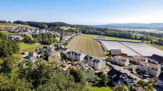 Gemütliche und ruhige Wohnung, nähe Flughafen Zürich (3)