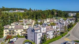Gemütliche und ruhige Wohnung, nähe Flughafen Zürich (2)