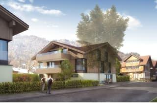 Neubau - 3.5 Zimmerwohnung im Zentrum von Wilderswil (3)