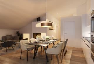 Neubau - 3.5 Zimmerwohnung im Zentrum von Wilderswil (4)