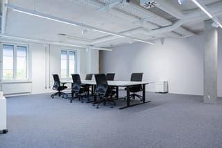 Move-in-ready™ Büro am Barfüsserplatz zu flexiblen Konditionen. (4)