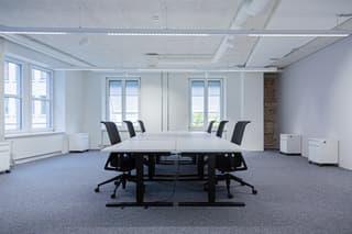 Move-in-ready™ Büro am Barfüsserplatz zu flexiblen Konditionen. (3)