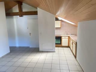 2.5 Zimmerwohnung / Appartement de 2.5 pièces (3)