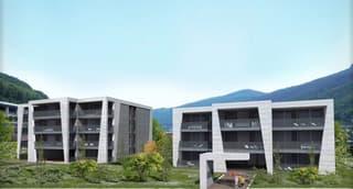Mendrisio Capolago: 2.5 locali nuova costruzione a due passi dal lago e dalla stazione (2)