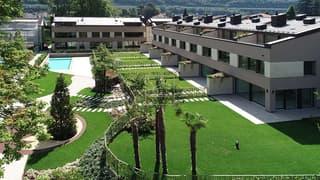 Appartamento a lago con giardino (3)