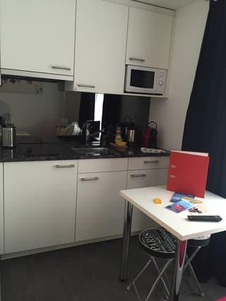 Charmantes möbliertes Studio für zwei Personen im Zentrum der Neustadt (2)